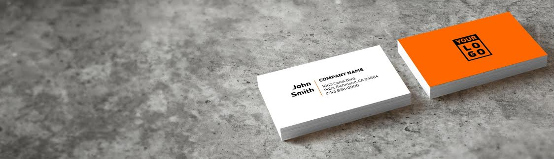 Business card storefront